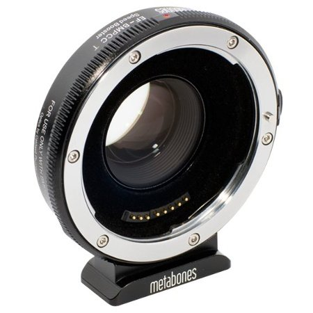 Metabones Speed Booster Canon EF per Blackmagic Cinema Camera Pocket by Metabones
