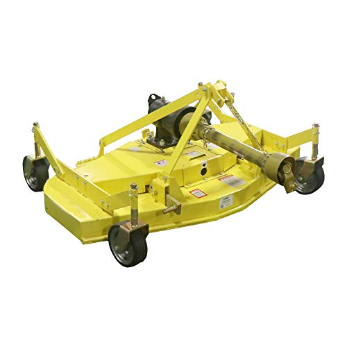 Titan Attachments Finishing Mower | Cat 1 3-Point | 5'