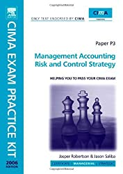 CIMA Exam Practice Kit Management Accounting Risk and Control Strategy