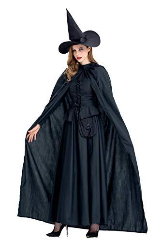 Halloween Women's Batman Cosplay Witches Vampire Queen Costumes -