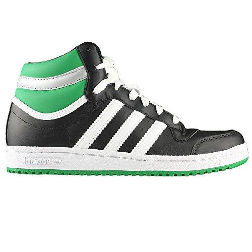 adidas Sneaker TOPTEN HI Junior schwarz Kinder Turnschuh