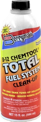 Berryman fuel injector cleaner
