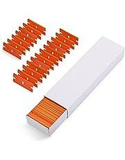 Ehdis® 1,5 inch autostickerverwijderaar kunststof blad triumph schraper voor etiketten verwijderen lijmresten op het zachte oppervlak geen krassen