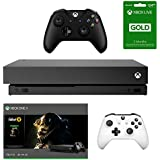 Microsoft Xbox One X 1 TB Fallout 76 Bundle with 3 Month Live Gold Membership and More