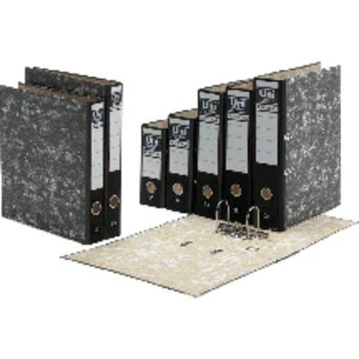 Unisystem 153341 - Archivador folio, lomo estrecho: Amazon.es ...