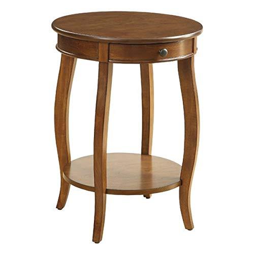 End Table Storage - Wood End Table Bottom Shelf - Wulnut