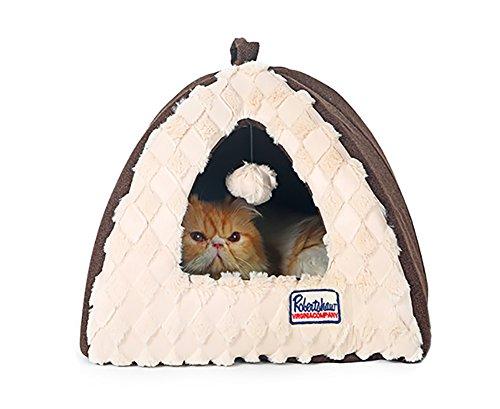 Wildforlife Luxury Winter Warm Cat Tent House Bed (Medium)