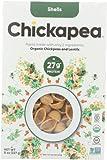 Chickapea Pasta, Shells 8.0 OZ (Pack of 12)