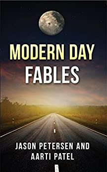 #freebooks – Modern Day Fables is free at the moment and kind of spooky, if you consider a story where everyone loses their personalities to be scary.