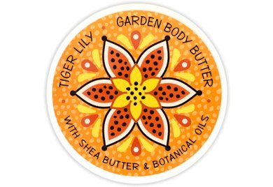 Greenwich Bay Trading Co. Garden Body Butter with Shea and Cocoa Butter (Tiger ()