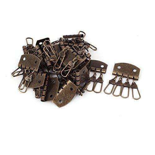 eDealMax Bolsas monederos bolsos de hardware de 34 mm x 52 ...
