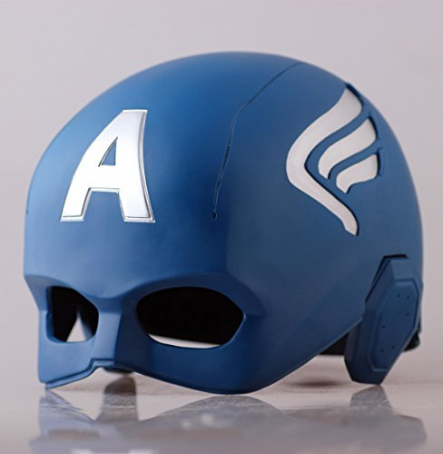 Gmasking 2016 Captain America Adult Cosplay Helmet 1:1 Replica