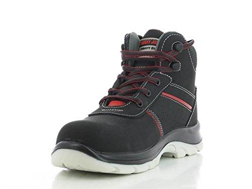 Nubuck sécurité Montis Metal Cuir Gris Safety Jogger S3 Chaussures SRC de Free en SqWwPYa0t
