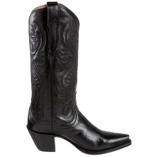 Dan Western Maria Black Boot Post Women's FrqwxF7T