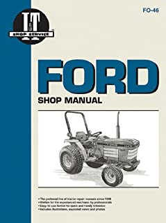 ford 1320 1520 1620 1715 1720 tractor service manual repair shop rh amazon com Ford 1210 Tractor Craigslist Ford 1220 4x4 Tractor Model