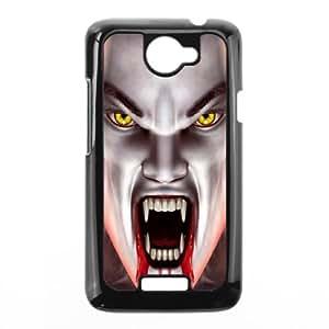 W-K-E-R8040678 Phone Back Case Customized Art Print Design Hard Shell Protection HTC One X