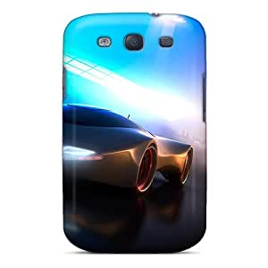 DAR4098SgTO Anti-scratch Case Cover NTurners Protective Totally Dynamic Case For Galaxy S3