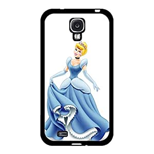 Fashion Design Indelible Cinderella Cover Case for Samsung Galaxy S4 I9500 Trend Anime Series Phone Case
