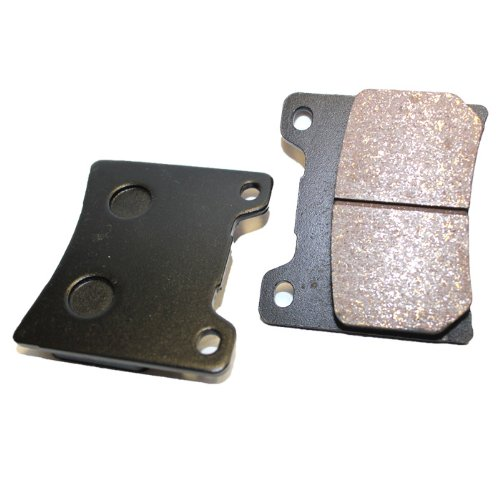 Brake Yzf600 Rear (Caltric REAR BRAKE Pads Fits YAMAHA YZF600 YZF 600 YZF600R YZF-600R 1995-2007 REAR BRAKE PADS)