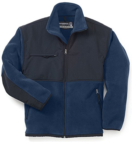 Weatherproof Adult Beacon Jacket, Nvy/Blk, Small Beacon Insulated Jacket