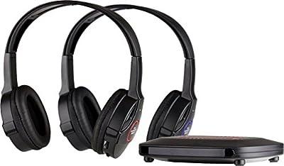 SHARPER IMAGE Universal Wireless Headphones For TV