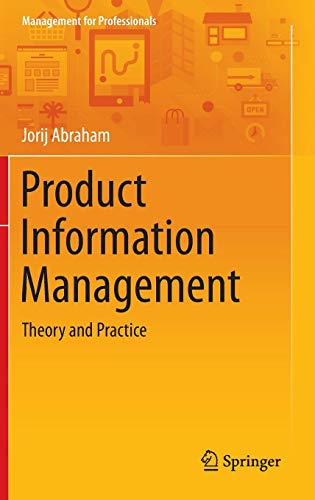 Product Assortment - Product Information Management: Theory and Practice (Management for Professionals)