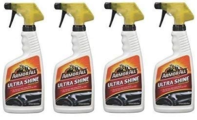 Armor All 10345 Ultra Shine Protectant (4 Pack)