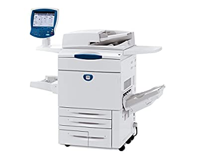 Refurbished Xerox WorkCentre 7775 A3 Color Multifunction Printer - 50 ppm Color, 75 ppm Black-and-white, 2400 x 2400 dpi, Built-in Network, 300K Duty Cycle