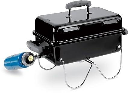 Weber Holzkohlegrill Erfahrungen : Weber grill go anywhere black schwarz: amazon.de: garten