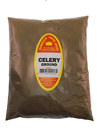 Marshalls Creek Spices (3 pack) CELERY GROUND REFILL by Marshall's Creek Spices