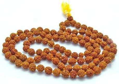 9-10 mm Bead Size Petrichor Original Nepal Rudraksha Mala 108 Rudraksha Beads