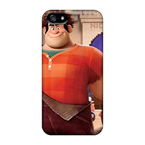 KaukDiI6072VHjvS Case Cover Ralph In Wreck It Ralph Iphone 5/5s Protective Case