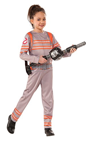 [Rubie's Costume Ghostbusters Movie Child Value Costume, Large] (Ghostbuster Costume Backpack)