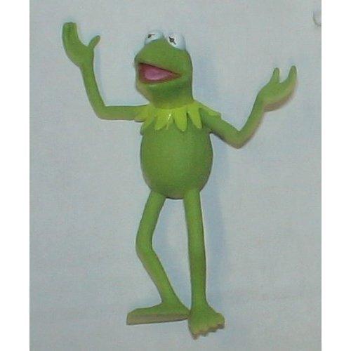 Disney Parks Exclusive the Muppets Pvc Figure: Kermit the (Kermit Frog)