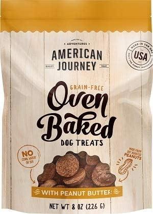 American Journey Grain Free Oven Baked Dog Treats