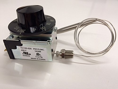 Replacement fryer thermostat