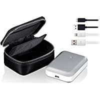 Just Mobile Gum++ Deluxe Power Pack 6000mAh- Silver