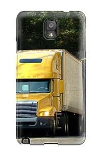 Raymond Shattuck Premium Protective Hard Case For Galaxy Note 3- Nice Design - Vehicles Truck