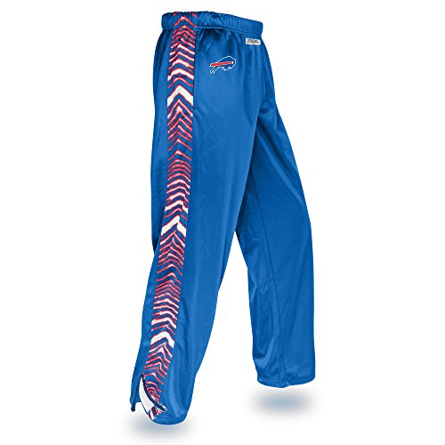 NFL Buffalo Bills Men's Zebra Stadium Pants, XX-Large, New -