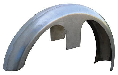 Custom Steel Front Fenders - 9