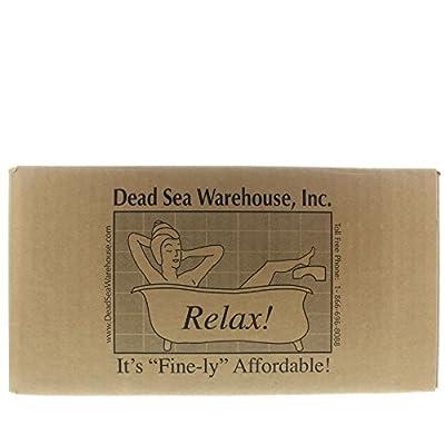 Dead Sea Warehouse - Amazing Minerals Dead Sea Bath Salts by Dead Sea Warehouse