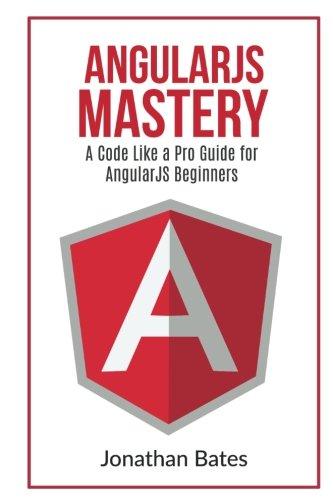 Pro Angularjs Book