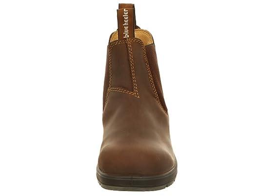 c20cf70bf7373a blue heeler Herren Stiefel 524 Outback braun 512525  Amazon.de  Schuhe    Handtaschen