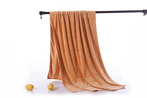 Schönheitssalon Verdickung erhöhen Bad Handtuch nicht leisten können Haarausfall Handtuch Fuß Sofa Sofa Schweißtuch war Großhandel, tiefe khaki Farbe
