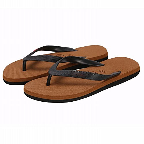sandali scivolare RBB tendenza pantofole moda spiaggia scarpe fonte spiaggia C Estate infradito uomini gamba da Wrxgw0ag8q