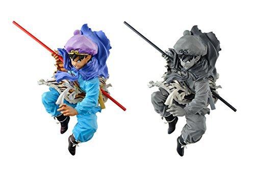 Banpresto Dragon Ball Z WORLD FIGURE COLOSSEUM Goku Normal & Rare Set of 2