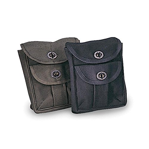 2 POCKET AMMO POUCH - O.D., Case of 120 by DollarItemDirect