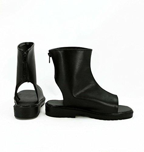 Lot / Grand Order Sabel Okita Souji Cosplay Schoenen Laarzen Op Maat Gemaakt