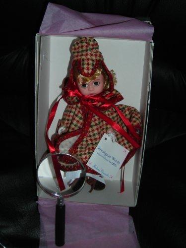 Investigator Wendy 8'' Madame Alexander Doll