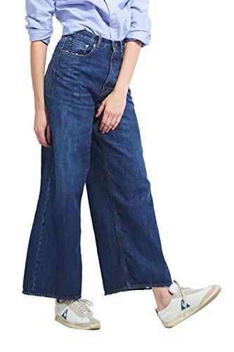 Meltin' Denim Blue Naisha Pot Jeans vas Femme UwxBqg4nUa
